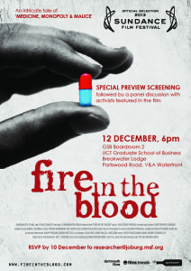 A2M Fire in the Blood flyer (2)